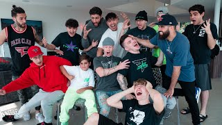 FaZe Clan Musical Chairs Challenge