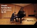 Wenting Yu Chopin Sonata No 2 In B Flat Minor Op 35 mp3