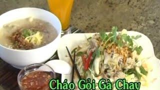 Cháo Gỏi Gà Chay - Xuân Hồng