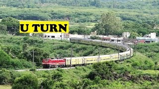SRC WAP4 Duronto Plays Merry Go Round