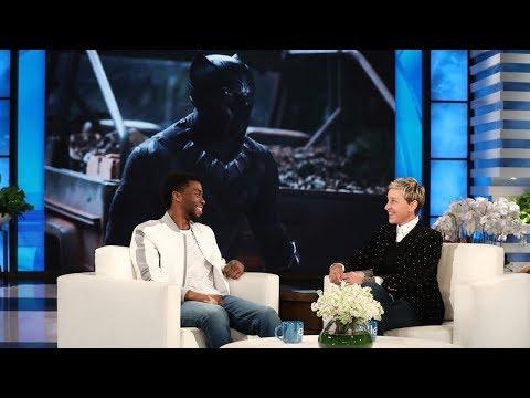 'Black Panther' Star Chadwick Boseman on Feeling Like the Mayor en streaming