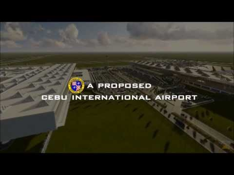 A PROPOSED RELOCATION OF NEW CEBU INTERNATIONAL AIRPORT