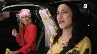 Singing in the car   Filippa Lagerback