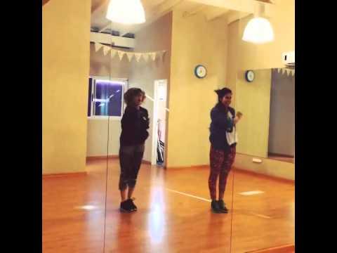 Martina Stoessel dance - part.1