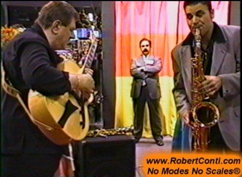 Jazz Guitar&Sax - Sophisticated Swing