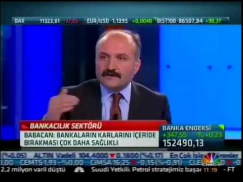 MHP SAMSUN MİLLETVEKİLİ ERHAN USTA CNBC E TV DE 11 DE EKONOMİ