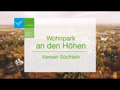Zukunft Bauen – Wohnpark an den Höhen