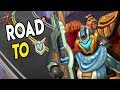 Road to Master: FINAL GAMES?   Buck + Kinessa Paladins Gameplay