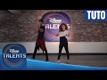 Disney Channel Talents : Violetta - Tuto danse mp3 indir