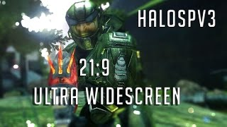 Halo SPV3 21:9 Ultra Widescreen Gaming (2560x1080 60fps)