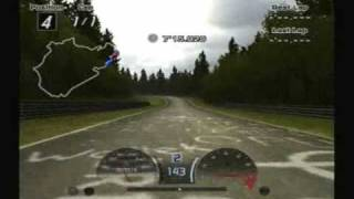 PS2 - GT4 Driving Mission 34 - PAL - Completed