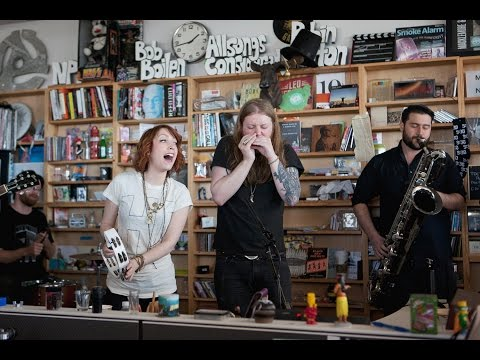 Sister Sparrow & The Dirty Birds: Tiny Desk Concert