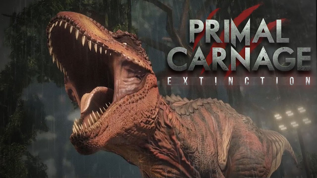 Download primal carnage genesis