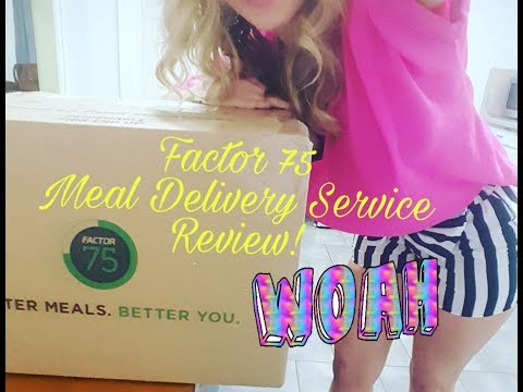 Factor 75 / Keto, Low Carb, and Paleo Prepared Meal Service Review