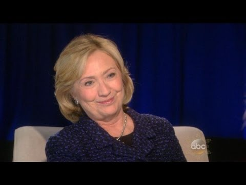 Barbara Walters Reveals Most Fascinating Person of 2013: Hillary Clinton