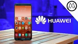 Huawei P Smart - Huawei's new Killer Budget Smartphone!