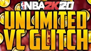 NBA 2K20 Unlimited VC Glitch | 450,000 Per Minute (PS4 & Xbox)