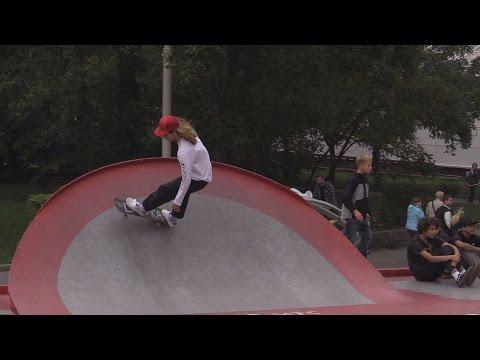 20150906 Никита Сех, skateboarding, МТС #WOWMOSCOW контест ВДНХ