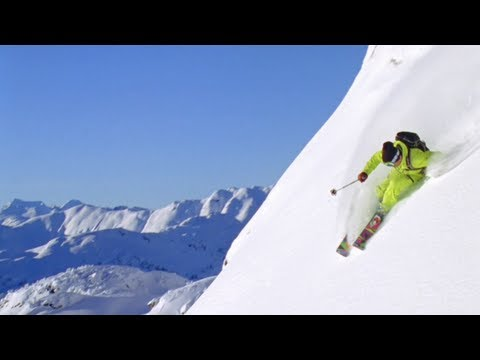 Eric's Ski Quest - Ultimate Rush - Ep 4