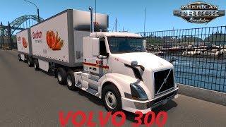 American Truck Simulator Volvo 300 GFS Matching Truck/Trailer