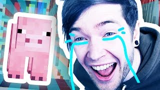 LAUGHING HARD AT A MINECRAFT MAP!!!
