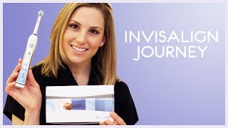 Invisalign Journey: Tray 1 & 2