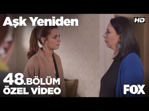 Zeynep'in Meryem'e öfkesi... Aşk Yeniden 48. Bölüm