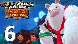 MARIO + LAPINS CRÉTINS FR | DLC Donkey Kong #6