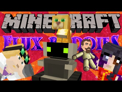 Minecraft - Flux Buddies #45 - Curse Talk (yogscast Complete Mod Pack) video