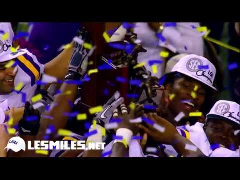 2013 LSU Football Countdown Trailer