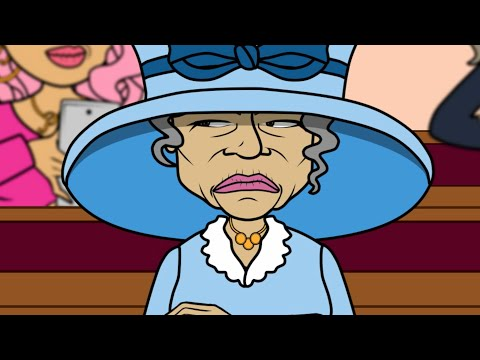 "NICKI MINAJ ""ANACONDA"" GOSPEL CARTOON PARODY~ CGTV thumbnail"