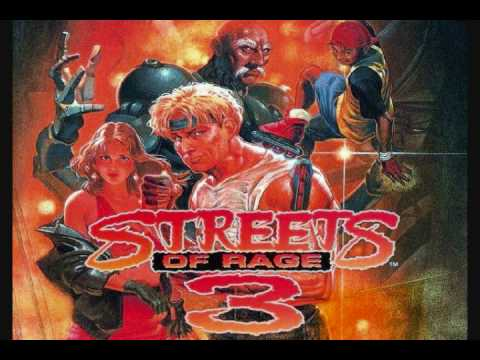 Streets of Rage 3 OST, T09: Boss