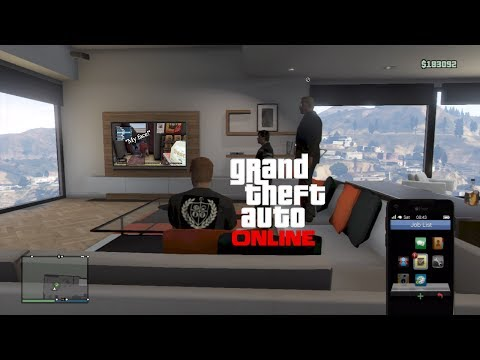 GTA Online: The TV Mugger