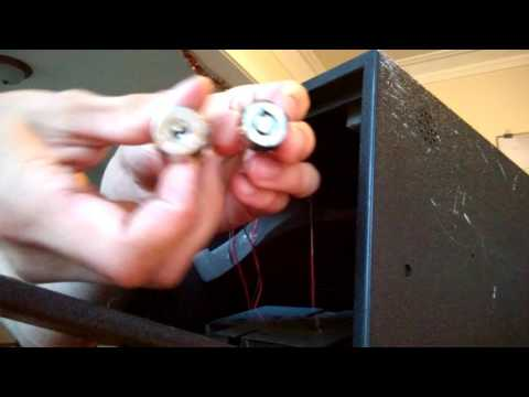 How to change the lock on your gunvault GV2000