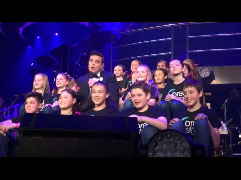 Robbie Williams - High Hopes (FRONT ROW) - 23-Sept-14 Brisbane HD
