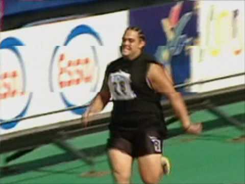 Trevor the Tortoise, the Samoan Sprinter