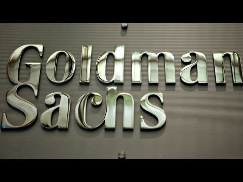 Stocks Flat Amid Positive Goldman Sachs, Morgan Stanley Earnings
