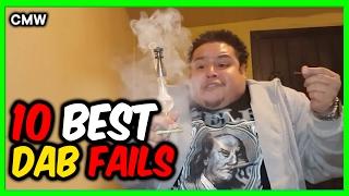 Top 10 Weed Dab Fails 1 Gram Dab Challenge