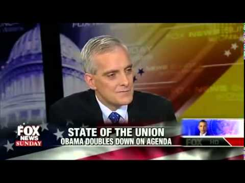 Denis McDonough Gets Fact Checked During Interview On Obama Energy Talking Points