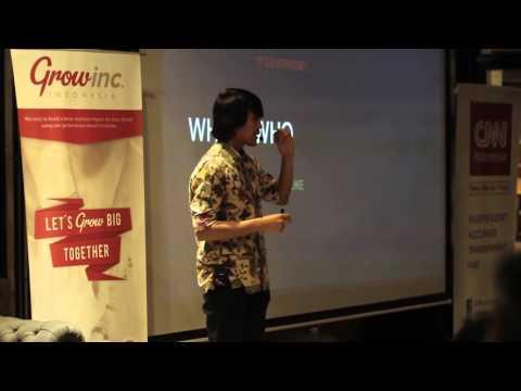 #SeringSharing - Pandu Truhandito: What Can Digital Do For Advertising?