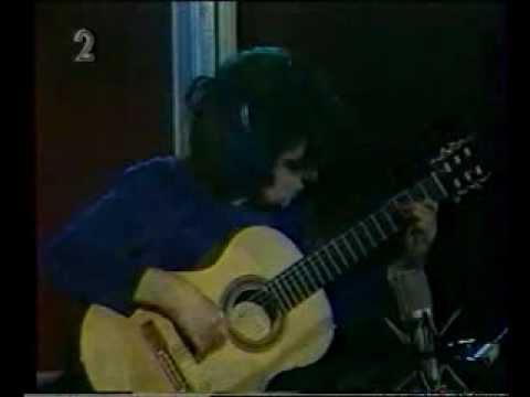 Padre Antonio Soler: Fandango - Evangelos&Liza guitar duo