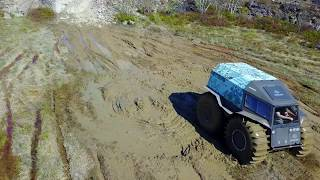 Sherp Tackles All Terrains