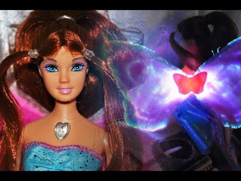 ❀Распаковка Куклы Феи превращение Лалалупси в лягушку Unpacking Fairy Doll