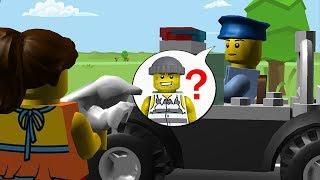 Lego Công An Bắt Trộm - Game Vui Cho Bé