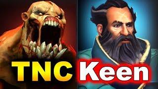 TNC vs KEEN - REAL COMEBACK! - TI9 THE INTERNATIONAL 2019 DOTA 2