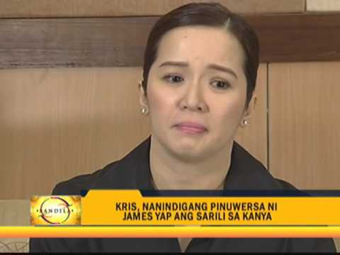 Kris Aquino gives up showbiz for son