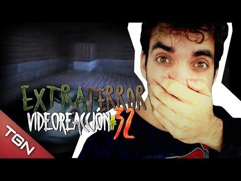 Extra Terror Video reacción 32# MOV MINECRAFTCREEPY.AVI