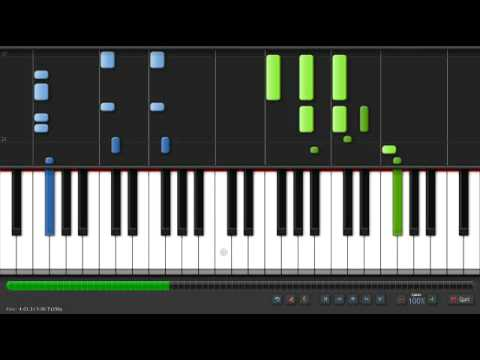 Infinite - Before The Dawn Piano Tutorial [100% Speed] video