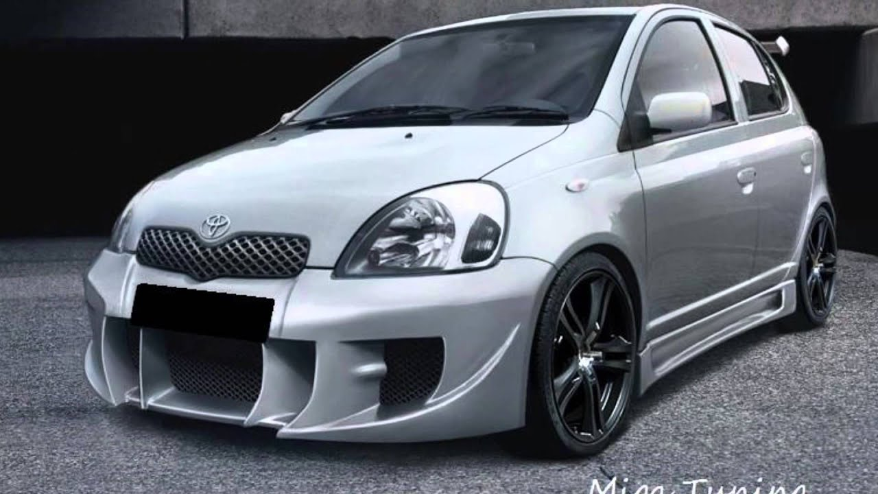 Toyota Yaris Tuning Body Kits Youtube
