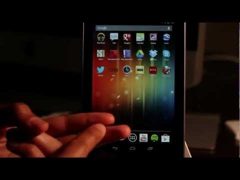 How to enable flash on Nexus 7